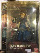 Full metal alchemist Liza Hawkeye pvc - foto