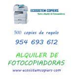 Fotocopiadoras alquiler barato - foto