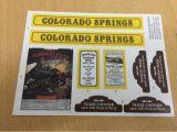 Steks de la colorado spring playmobil - foto