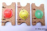 Cuerdas-Aparejos de  Ninfas-Perdigones - foto