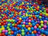 Materiales parques infantiles de bolas - foto