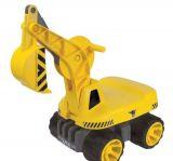 Excavadora de juguete - foto