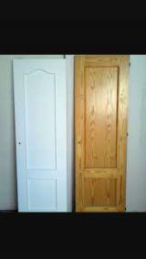 Pintura restauración de puertas interior - foto