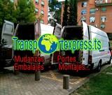 transportes: portes y mudanzas - foto