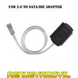 Cable de USB a IDE SATA Disco Duro - foto