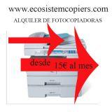 Fotocopiadoras baratas en Sevilla - foto