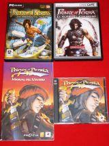 3 Juegos del Principe de Persia - PC - foto