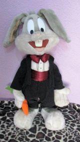 peluche bugs bunny 65cm - foto
