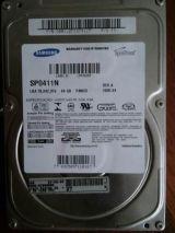Discos Duros IDE Samsung 40Gb para PC - foto
