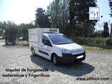 ALFIBCN, alquiler de vehículos isotermos - foto