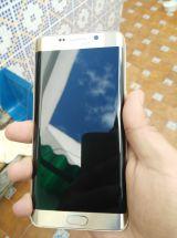 SAMSUNG  S6 EDGE PLUS GOLD 64GB SOLO HOY segunda mano  Cantillana (SEVILLA)