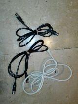 3 cables de antena - foto