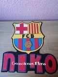 Escudos de futbol personalizados - foto
