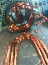 reparacion y bobinado motores electricos - foto