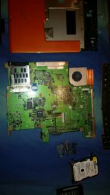 Placa base Acer travelmate 2410 - foto