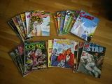 Vendo  comics  antiguos  sueltos - foto