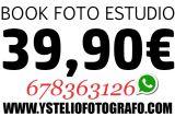Book de fotos estudio oferta 39,90€ - foto