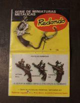 Miniaturas Redondo catalogo años 70 - foto