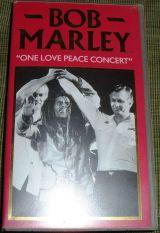One love peace concert, con Bob Marley - foto