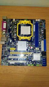placa am2+ fpxcom a74mx - foto