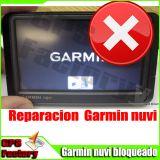 Reparacion Garmin nuvi o DEZL bloqueado - foto