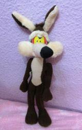 peluche coyote 40cm - foto