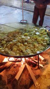 Tortillas gigantes - foto