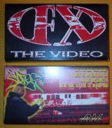 Videos (VHS) de graffitis de nueva york. - foto
