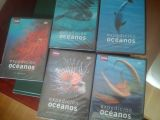 SIN ESTRENAR PRECINTADOS 5 DVDS OCÉANO - foto