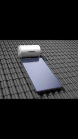 Energía solar placa fotovoltaica - foto
