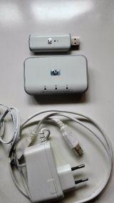 Adaptador de impresión WiFi HP Wireless - foto