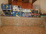 LOTE DE  37 CINTAS DE VIDEO VHS + VIDEO