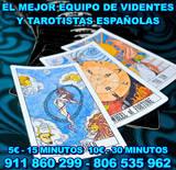 TAROTISTAS ESPAÑOLAS 5 eur 15 minutos - foto