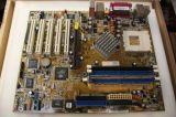 ASUS A7N8X-E para overclock+Athlon 2600 - foto