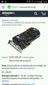 TARJETA GRAFICA GAMING 4GB
