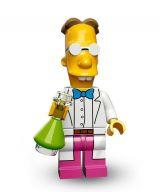 Lego Minifiguras-Simpsons Serie 2-Frink - foto
