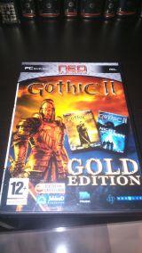 Vendo juego de pc gothic II - foto