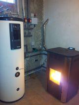 Fontanero y calefacción - foto