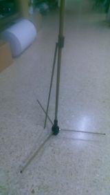Antena dos metros targa gpc 144 - foto