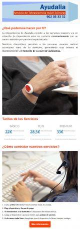 Ayudalia- Servicio de Teleasistencia - foto
