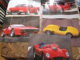 Láminas coches antiguos - foto