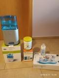 Esterilizador biberón bebé accesorios - foto