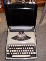 Máquinas de escribir antiguas - foto