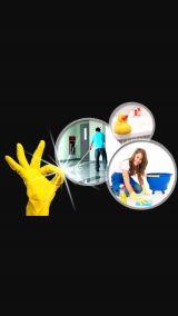 Empresa de limpiezas - foto