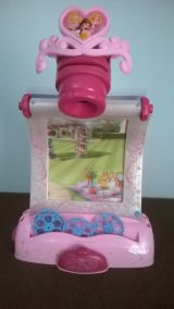 proyector princesas disney 3D - foto