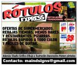 Rotulos Express a pincel - foto