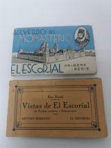 ANTIGUAS POSTALES DE EL ESCORIAL