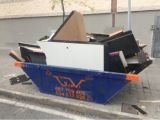 Contenedores sacas transportes - foto