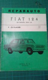 REPARAUTO Nº 17  FIAT - SEAT 124 - foto