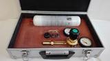 Carga nitrógeno amortiguadores Fox - foto